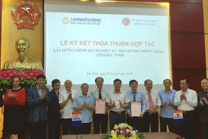 LienVietPostBank hợp tác với Bắc Ninh xây dựng chính quyền điện tử