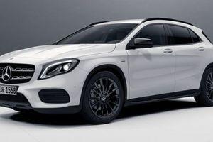 Mercedes-Benz vén màn gói Night Edition cho CLA 200 và GLA 200