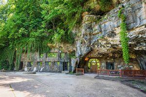 Ngôi nhà trong hang dành cho các triệu phú USD