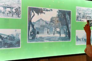 Lần đầu ngắm ảnh Hà Nội cách đây hơn 100 năm: Hoài niệm phố
