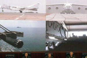 Ông Putin gặp ông Tập ngay lúc Nga khai màn tập trận 'khủng'