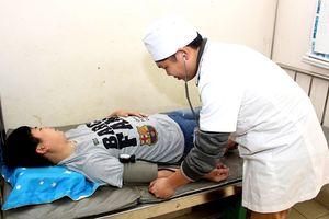Nâng cấp tuyến y tế cơ sở
