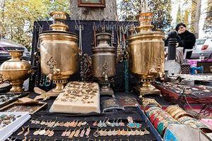 Khám phá 3 khu chợ đồ cổ nức tiếng thế giới