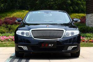 Xe nguyên thủ Hồng Kỳ ra mắt sedan mới giá từ 630 triệu