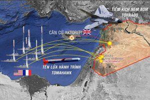 Cứu nguy cho Idlib, Mỹ sẽ không kích cả mục tiêu Nga tại Syria?