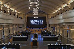Samsung mở cửa hàng di động lớn nhất thế giới ở Ấn Độ