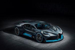 Bugatti từ bỏ động cơ 16 xi-lanh để đến với hệ thống Hybrid?