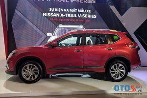 Nissan X-Trail V-Series chính thức trình làng, giá từ 991 triệu đồng