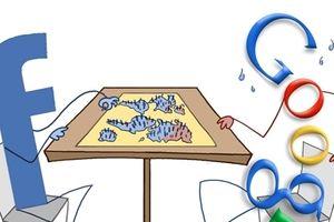 Google và Facebook có thể thay đổi 12 triệu phiếu bầu