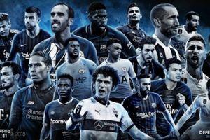 FIFA đề cử đội hình hay nhất thế giới: Kỷ lục thuộc về Real Madrid