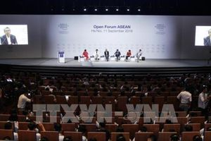 WEF ASEAN 2018: Diễn đàn mở 'ASEAN 4.0 cho tất cả'