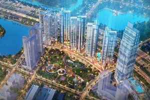 Xuân Mai Sài Gòn giới thiệu ra thị trường khu phức hợp Eco Green Saigon