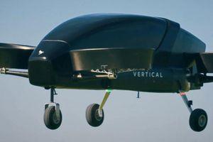 Thêm dự án Taxi bay vừa được giới thiệu, cất cánh năm 2022