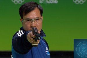 Bắn súng Việt Nam thi đấu không tốt tại giải Vô địch thế giới 2018