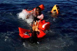 Hơn 100 người thiệt mạng trong hành trình vượt biển tới châu Âu