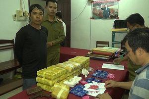 Ông trùm người Lào bị bắt cùng hơn 110.000 viên ma túy tổng hợp