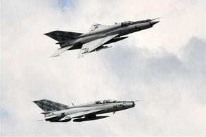 Không quân Israel toan tính gì khi cho phi công luyện tập lái MiG-21?