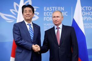 TT Putin dự định ký hiệp định hòa bình với Nhật vào cuối năm nay