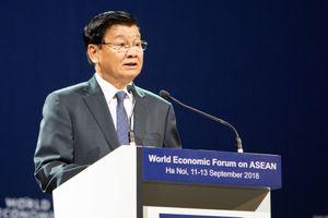 Thủ tướng Sisoulith: Lào tiếp tục phát triển thủy điện