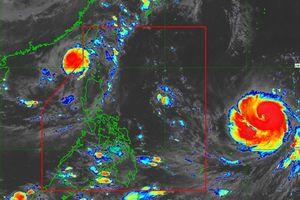 Nhận định mới nhất về bão số 5 và siêu bão Mangkhut