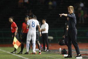 Ngôi sao Keisuke Honda quyết giúp đội tuyển Campuchia 'hóa rồng'