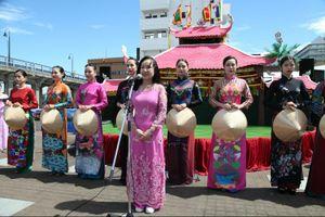 Nghệ thuật múa rối Việt Nam biểu diễn thành công tại Nhật Bản