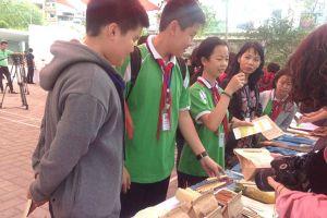 Học sinh Trường Thực nghiệm lên tiếng: 'Chúng em tự hào về GS Hồ Ngọc Đại'