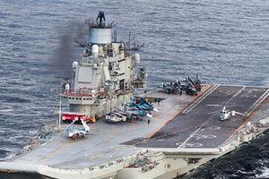 Nga lên tiếng khi Mỹ coi thường Đô đốc Kuznetsov