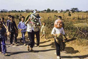Ảnh thú vị về thị trấn Đất Đỏ, Bà Rịa - Vũng Tàu năm 1965