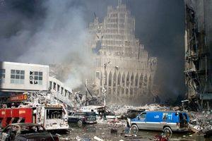 Gian nan cuộc chiến chống khủng bố