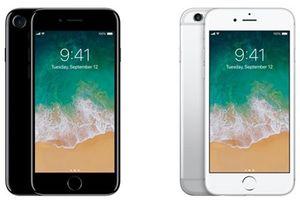 iPhone 7 và iPhone 6s là hai mẫu iPhone được nhiều người sử dụng nhất