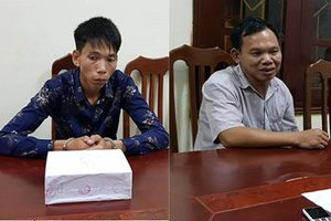 Lạng Sơn: Bắt 2 đối tượng buôn bán 6 bánh ma túy
