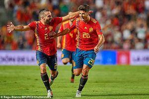 Tây Ban Nha thắng 'hủy diệt' Á quân World Cup 2018!