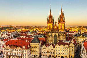 Du lịch Cộng hòa Czech thăm thủ đô Prague xinh đẹp