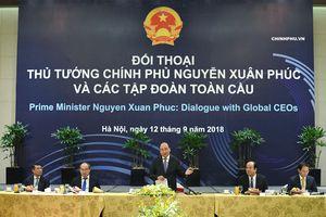 Lãnh đạo các tập đoàn toàn cầu đánh giá cao triển vọng phát triển kinh tế của Việt Nam