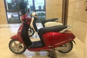 Mẫu xe máy điện của Vinfast được thiết kế đẹp mắt