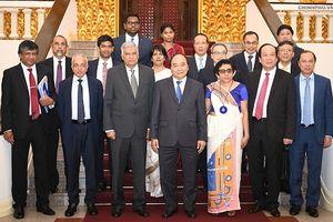 Lãnh đạo cấp cao các nước đến Hà Nội tham dự WEF ASEAN 2018