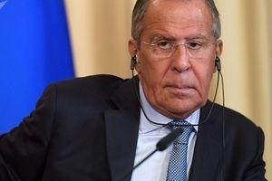 Ngoại trưởng Sergei Lavrov: 'Hiện nay quan hệ Nga - Mỹ 'bị đầu độc'