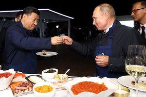 Nga - Trung hợp sức, áp lực từ Mỹ trở nên cân bằng