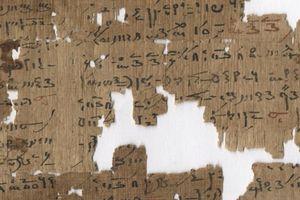 3.500 năm trước người Ai Cập cổ đại đã biết xác định giới tính thai nhi