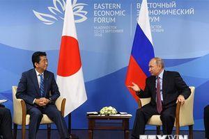Kremlin: Nhật Bản chưa trả lời đề xuất của Nga về hiệp ước hòa bình