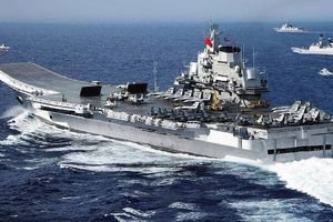 Báo Trung Quốc 'nổ': Không phải Nga, Mỹ mới xứng là đối thủ hải quân của PLA
