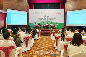 Kết nối cung – cầu sản phẩm nông sản, rau an toàn trên địa bàn Hà Nội