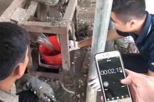Quảng Ninh: Phát hiện cơ sở tái chế nhựa phế phẩm xả thải trực tiếp ra môi trường