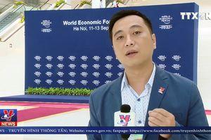 Lễ đón và khai mạc WEF ASEAN 2018