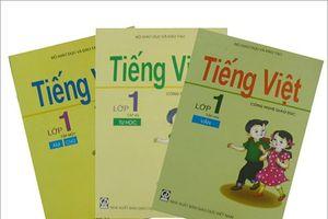 Quan điểm của Bộ GD-ĐT về sách Tiếng Việt 1 - Công nghệ giáo dục