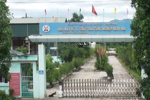 Quảng Ninh: Nhà máy xử lý chất thải nguy hại công nghiệp TKV, nhanh chóng khắc phục thông tin báo chí đăng tải