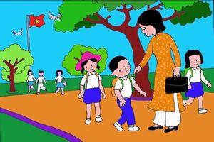 Bài thơ về mùa thu cho trẻ mầm non kích thích sự học hỏi và trí nhớ tốt