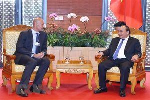 Thủ tướng muốn Google quan tâm hơn đến gìn giữ bản sắc văn hóa Việt