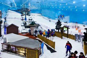 Những thiên đường trượt tuyết trong nhà nổi tiếng thế giới